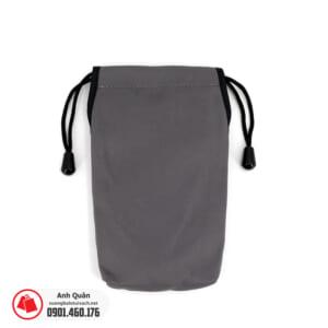 Túi rút vải bố canvas 2 dây