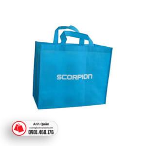 Túi vải không dệt dạng hộp ngang Scorpion