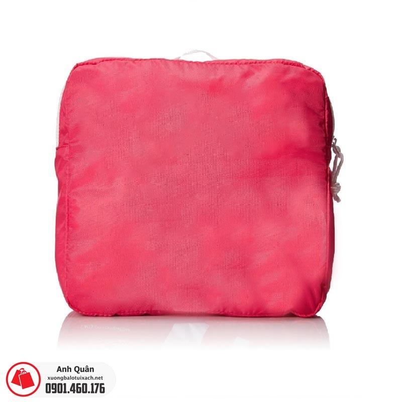 Mặt hông Quai đeo túi trống thể thao 01 màu hồng