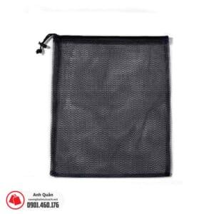 Túi rút vải lưới 03