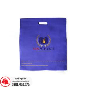 Túi vải không dệt đục lỗ Vin-school