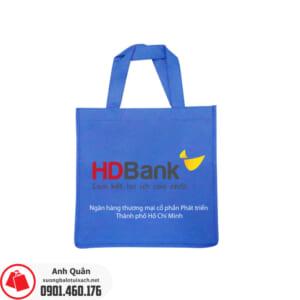 Túi vải không dệt ép nhiệt HD-bank