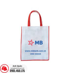 Túi vải không dệt ép nhiệt MB-bank