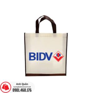 Túi vải không dệt ép nhiệt BIDV-bank