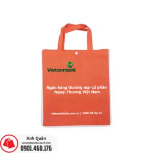 Túi vải không dệt ép nhiệt Vietcombank