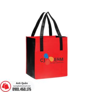 Túi vải không dệt chuẩn CJ-E&M