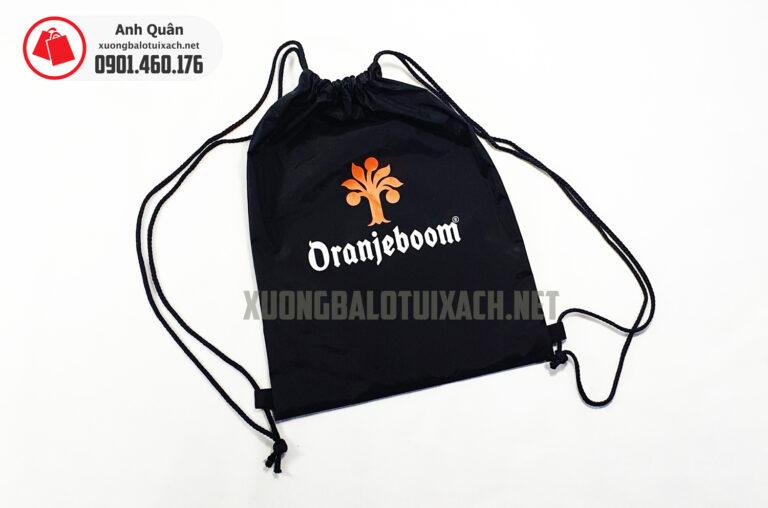 Túi rút Oranje-Boom khi rút dây