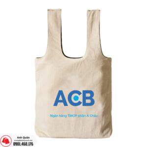 Túi vải bố ACB-Bank