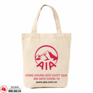 Túi vải bố BHNT-AIA