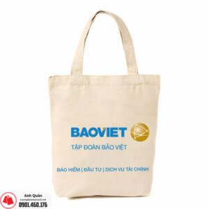 Túi vải bố BHNT-Bảo-Việt