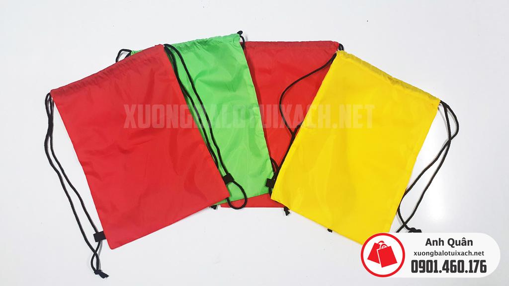 Chuyên may túi rút 3 màu