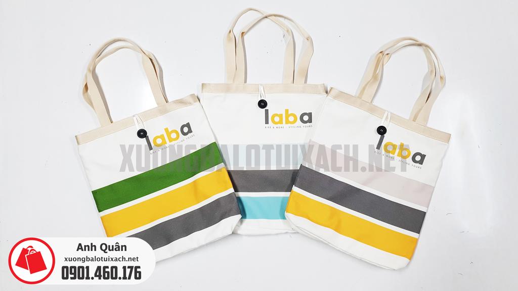 Đặt mua túi vải bố canvas - LABA