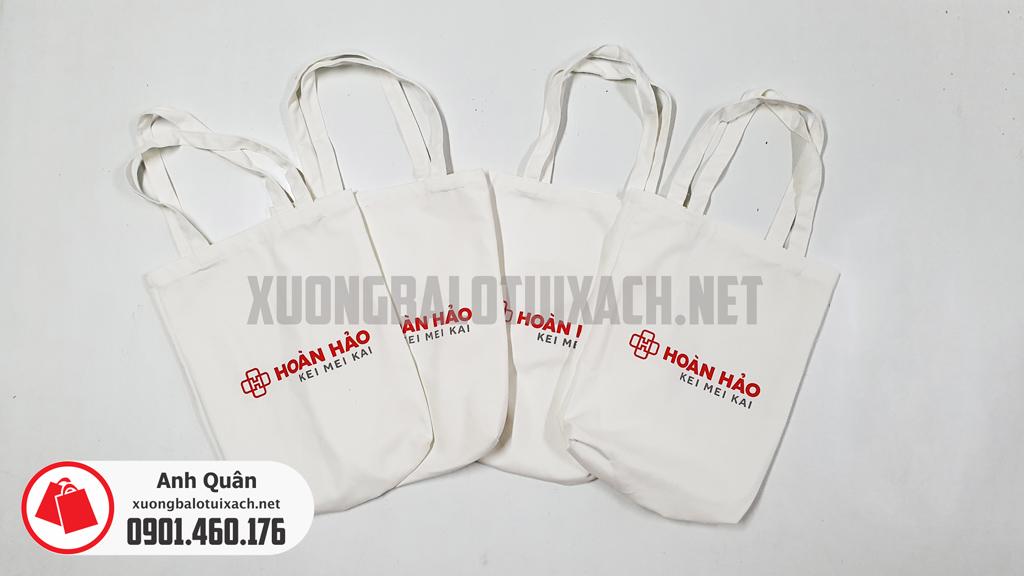 Dịch vụ sản xuất túi vải bố - Bệnh viện Hoàn Hảo